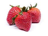 Heap of strawberry