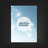 Sparkling Winter Concept Design