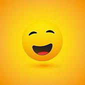 Laughing Emoji Design