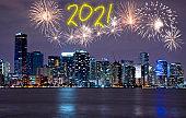 Celebrate New Year's Eve 2021 in Miami, Florida, Usa