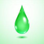 One big drop