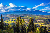 The Rocky Mountains of Canada