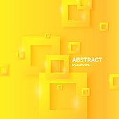 Abstract geometric background. Design poster with the flat figures.