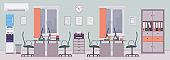 Office creative workspace design