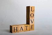 Wooden Block Messages