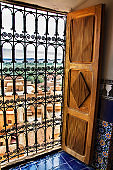 view from the window, Kasbah Taourirt, Ouarzazate