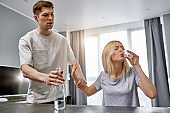 female alcoholism is grief in the family