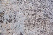 Grunge dust and scratched metal background texture