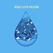 바다 오염