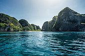 Maya Bay in Thailand, Phi Phi Island
