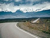 Road trip in Santa Cruz Province, Patagonia, Argentina