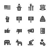 Elections icons