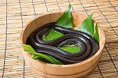 Fresh eel