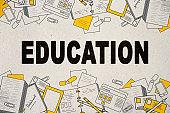 Creative education wallpaper