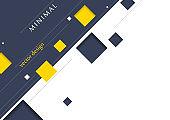 Corporate tech brochure flyer design