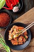 Korean food, Kimchi cabbage