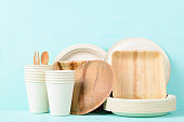 Biodegradable, Compostable, Disposable or Eco friendly (plate, bowl, cup)