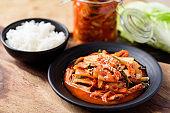 Kimchi cabbage, Korean food