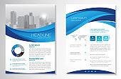 Vector Brochure Flyer design Layout template