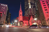 Christ Church Cathedral in Indianapolis