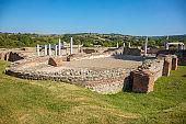 Gamzigrad ruins - UNESCO site