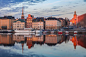 Gamla Stan - Old Town of Stockholm