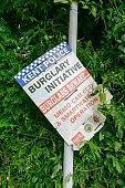 Kent Police Burglary Initiative in Shoreham, England