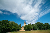 St Peter's Church in Southborough, England