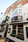 The Market Inn in Brighton, England
