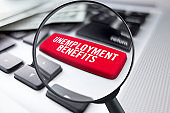 Searching unemployment benefits online