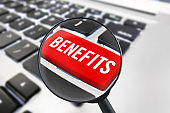 Searching benefits online