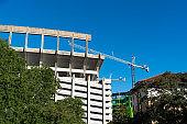 Longhorn Stadium in Austin Texas