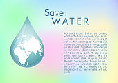 Background on ecology and water conservation on the planet