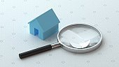 House Search, Searching for Home, Searching For Real Estate, House or New Home