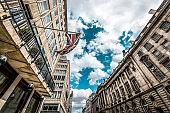 Buildings Of London, UK