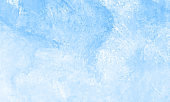 Abstract Ice Christmas Blue White Winter Background Sea Surf Pattern Ombre Light Blue Gradient Texture