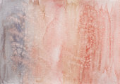 Abstract background with artistic stains, brush strokes