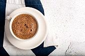 Hot chocolate drink - Theobroma cacao