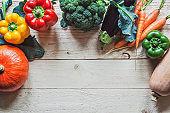 Vegan food - vegetable