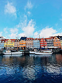Exploring Copenhagen, Nyhavn