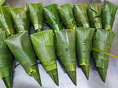 Chinese Dragon Boat Festival Traditional Gourmet Zongzi