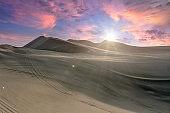 Salar de Uyuni and Laguna colorada