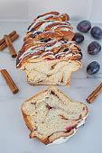 Brioche Babka Cake