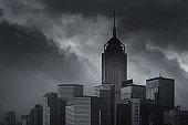 어두운 도시