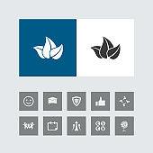 Creative Ecology Icon with Bonus Icons.