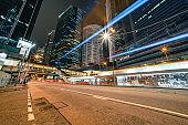 Speed of Light in Hong Kong