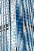 Office building facade detail - modern architecture pattern