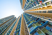 Highrise residential building