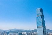 Asia, China - East Asia, Hong Kong, Kowloon, Architecture, International Commerce Centre