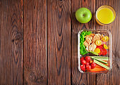 Restaurant healthy food delivery